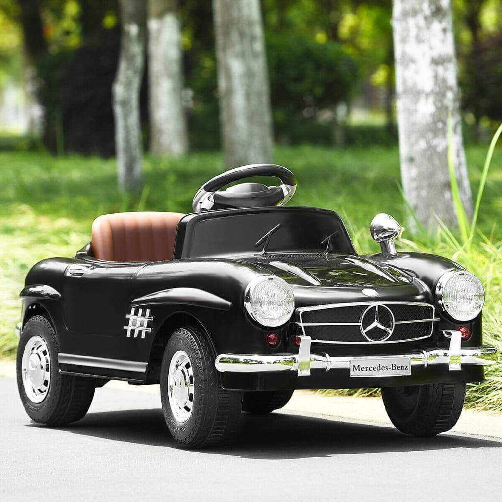 Kids Mercedes Benz 300SL Ride Car With RC
