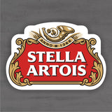 Quadro Decorativo de Bar - Stella Artois - Mdf 3mm