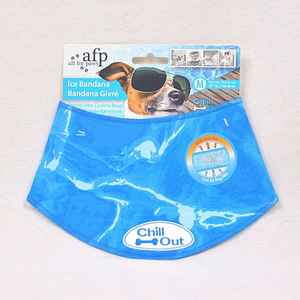 AFP Chill Out Ice Bandana Pet Fashion AFP