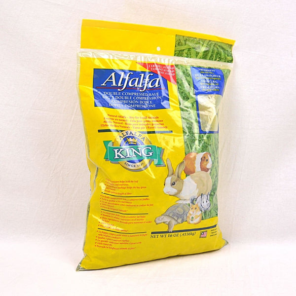 ALFALFA KING Alfalfa Hay 400gr Small Animal Food Burgess