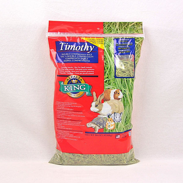 ALFALFA KING Timothy Hay 400gr Small Animal Food Burgess