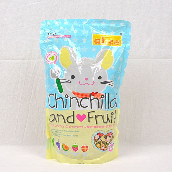 ALICE AE103 Chincilla and Fruit 1kg Small Animal Food Alice
