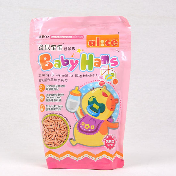 ALICE AE97 Baby Hams Food 350g Small Animal Food Alice