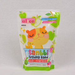 ALICE Sanbbi Bath Sand 1kg Small Animal Sanitasi Alice Apple