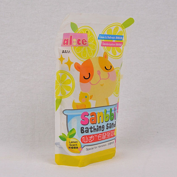 ALICE Sanbbi Bath Sand 500g Small Animal Sanitasi Alice