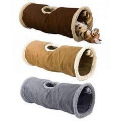 ALLFORPAW Lam Find Me Cat Tunnel Cat Toy AFP