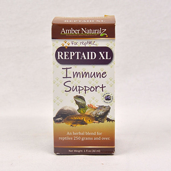 Ambernaturalz REPTAID Immune Support Reptile Supplement Reptaid Reptaid XL