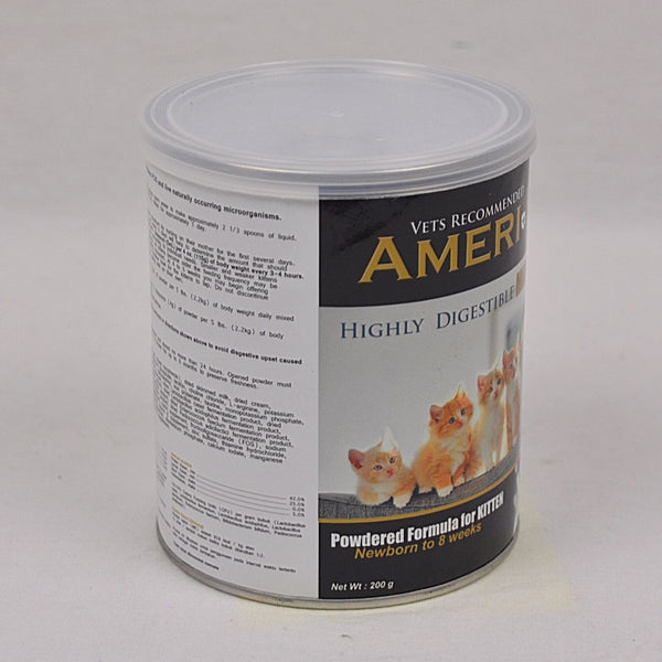 AMERIPRO Highly Digestible Milk Replacer 200GR Pet Nursing Care HIPET