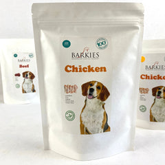 BARKIES Homemade Biscuit Chicken 230gr Dog Snack Barkies