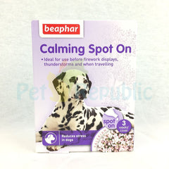 BEAPHAR Calming Spot On Dog - Pet Republic Jakarta
