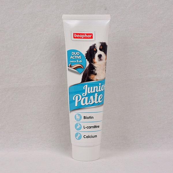 BEAPHAR Duo Junior Paste Dog 100g Grooming Pet Care Beaphar
