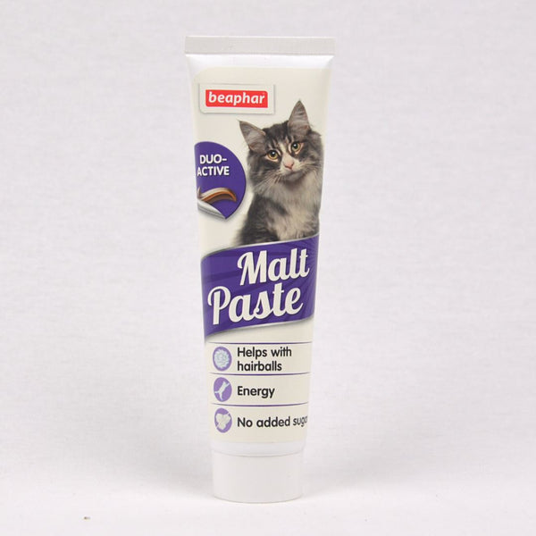 BEAPHAR Duo Malt Paste Cat 100g Pet Vitamin and Supplement Beaphar