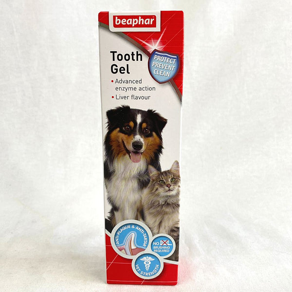 Beaphar Tooth Gel 100gr Grooming Pet Care Beaphar