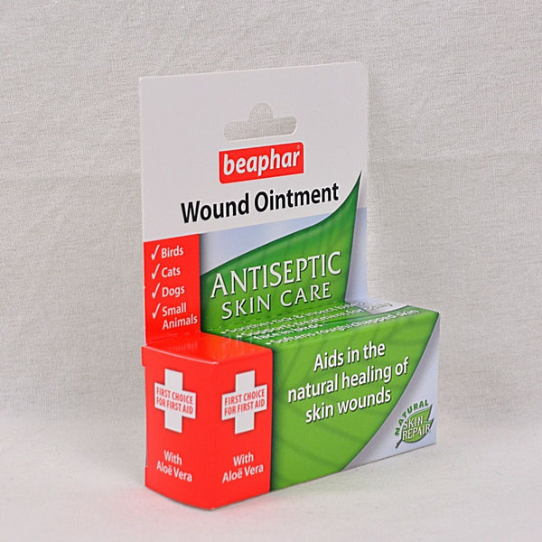 BEAPHAR Wound Ointment 30ml Pet Medicated Care Beaphar