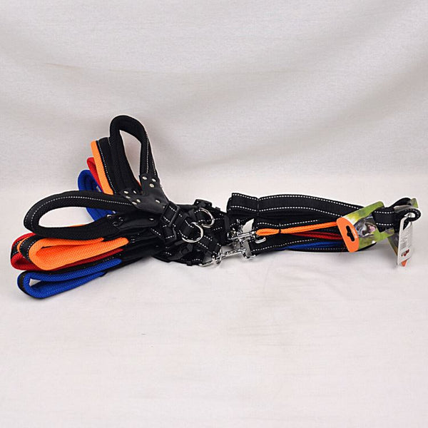 BEJIARY CP29 Command Jumbo Leash Harness XL Pet Collar and Leash Bejiary