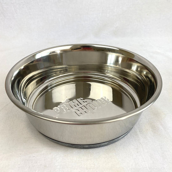 BESTINSHOW Heavy Dish Emboss Prime Choice 17cm Pet Bowl Best In Show