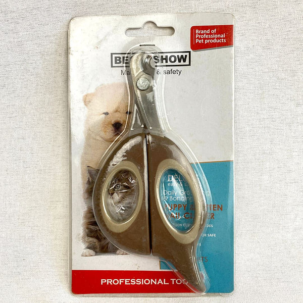 BESTINSHOW Puppy And Kitten Nail Clipper Grooming Tools Best In Show