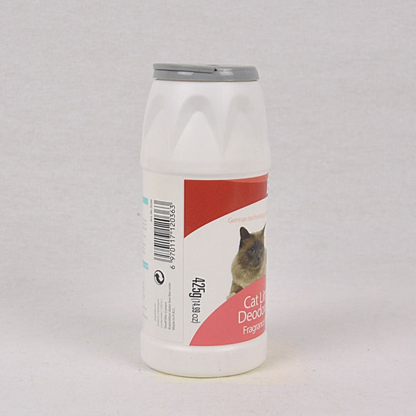 BIOLINE Cat Litter Deodorizer 425g Cat Sanitation Bioline