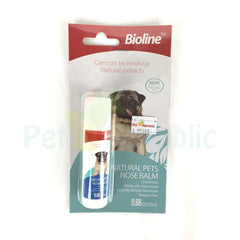 BIOLINE Natural Pet Nose Balm - Pet Republic Jakarta