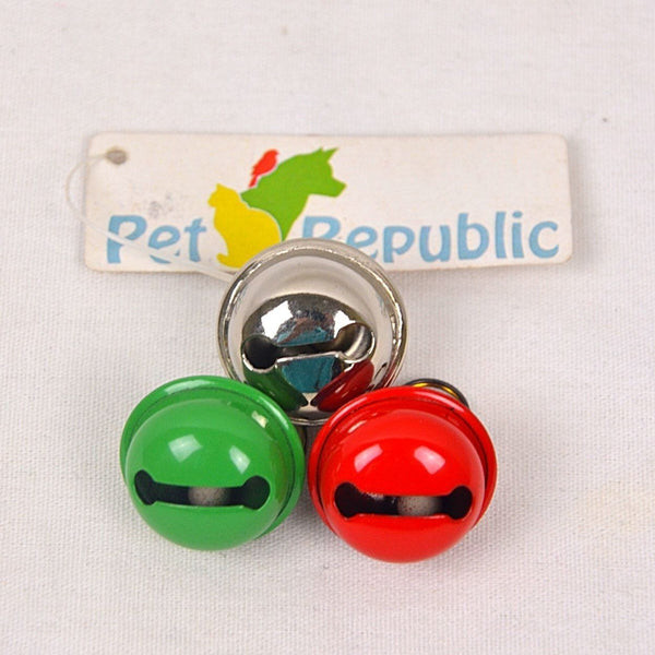 BKK Bell P14 CP Cartoon with Gold Ring 1,4cm 1pcs Pet Fashion BKK