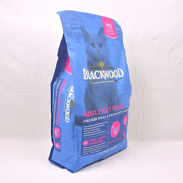 BLACKWOOD CAT Adult Chicken &Rice 6kg Cat Dry Food Blackwood