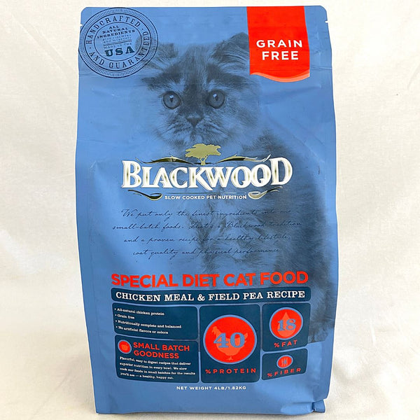 BLACKWOOD Grain Free Chicken Cat 1,82kg Cat Dry Food Blackwood