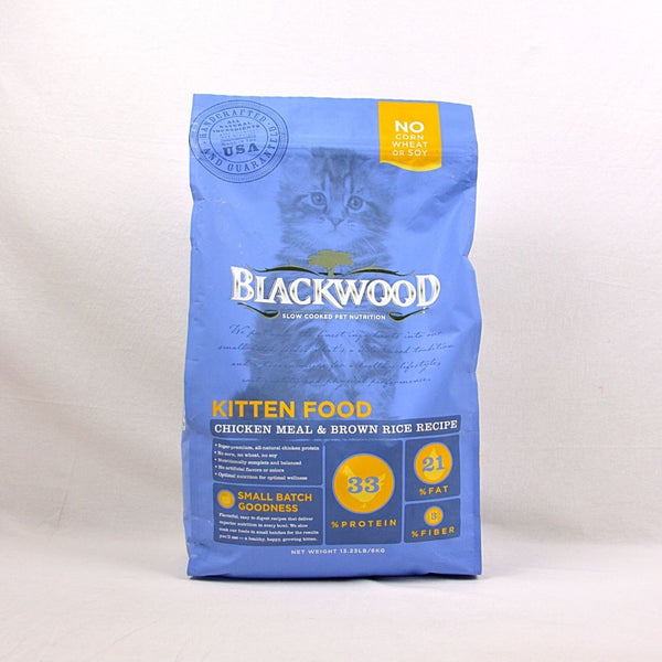 BLACKWOOD Kitten Chicken and Rice 6kg Cat Dry Food Blackwood