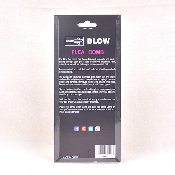 BLOW BL09 Flea Comb Grooming Tools Blow