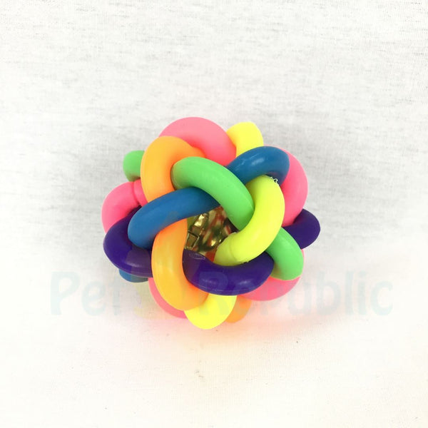 BOBO BO4424 Colour Ball Small 7cm - Pet Republic Jakarta