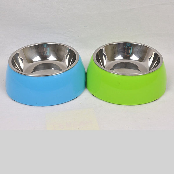 BOBO Y002PS Plastic Bowl 15x13x5cm Pet Bowl Bobo