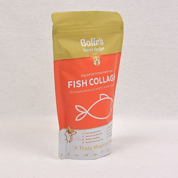 BOLIN'S Secret Recipe Fish Collagen 150gram Pet Vitamin and Supplement Bolin's