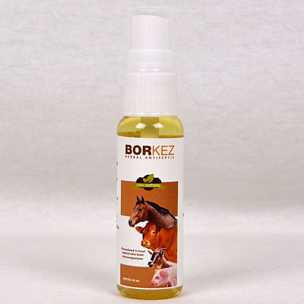 BORKEZ Spray Antiseptic 30ml Pet Medicated Care Borkez