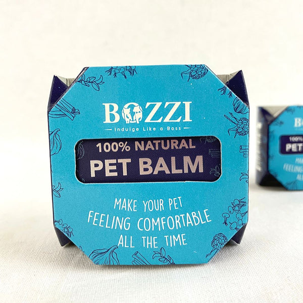 BOZZI Herbal Pet Balm 30g Grooming Medicated Care Bozzi