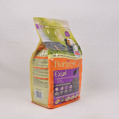 BURGESS Excel Guinea Pig Blackcurrant and Oregano 2kg Small Animal Food Burgess
