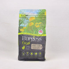 BURGESS Excel Nature's Blend 1.5kg Small Animal Food Burgess