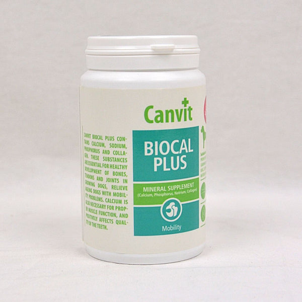 CANVIT Biocal Plus for dogs 230g Pet Vitamin and Supplement Canvit