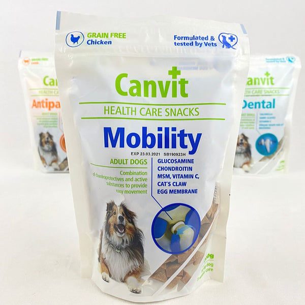 CANVIT Dog Snacks Mobility 200g Dog Snack Canvit