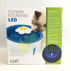 CATIT Flower Fountain LED - Pet Republic Jakarta