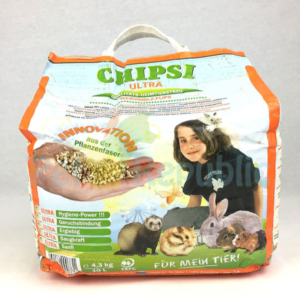 CHIPSI Ultra Nagergranulate 4.3kg - Pet Republic Jakarta