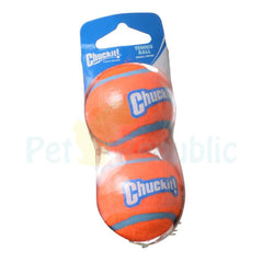CHUCKIT Tennis Balls Small ball 2pcs - Pet Republic Jakarta
