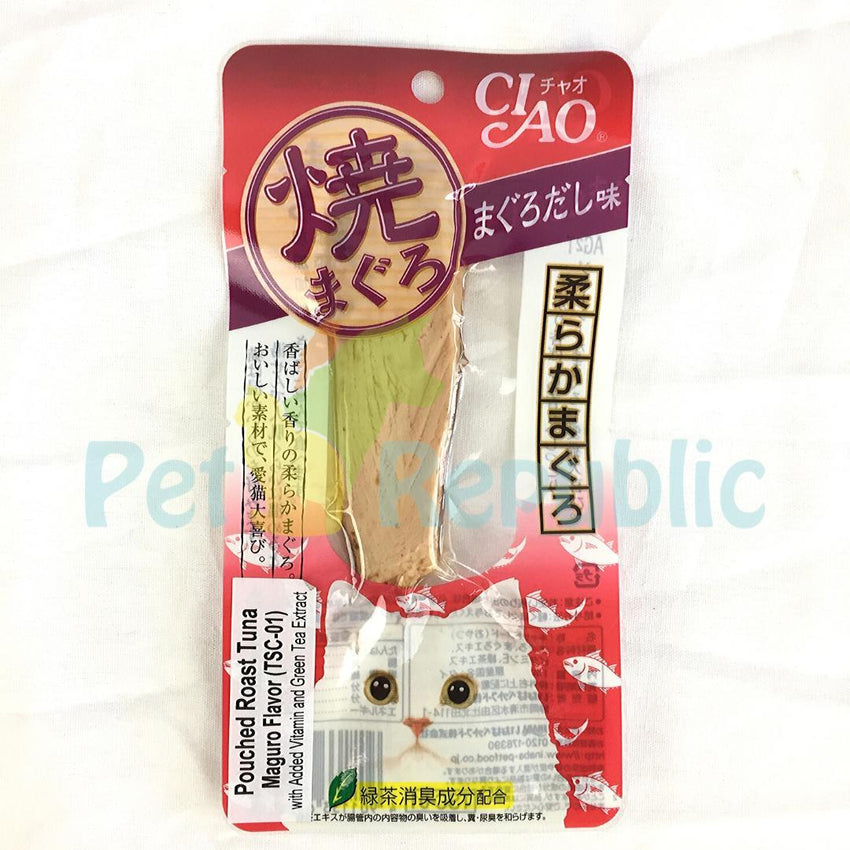 CIAO TSC01 Roasted Tuna Maguro Flavor - Pet Republic Jakarta