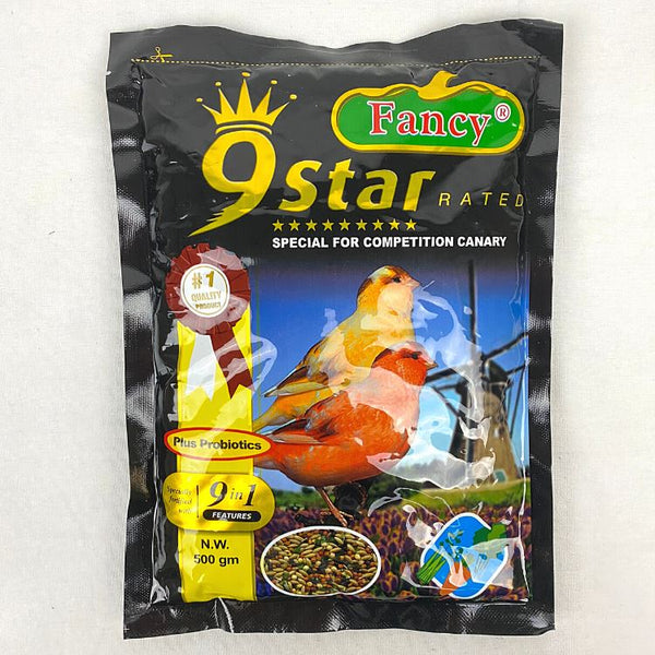 CMK FANCY 9 Star Rated For Canary 500GR Bird Food CMK