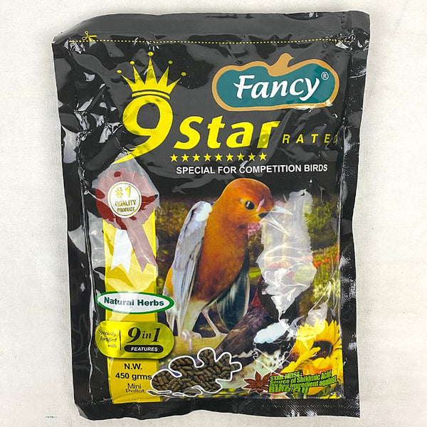 CMK FANCY 9 Star Rated HERBAL 450GR Bird Food CMK