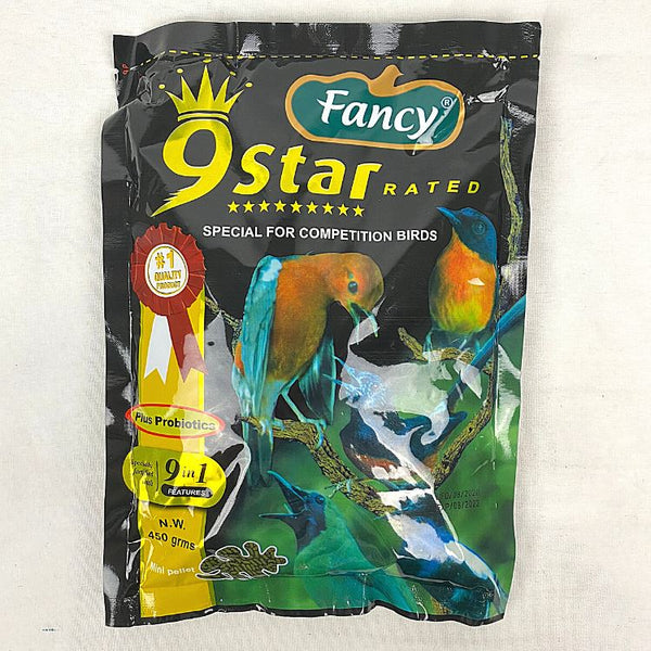 CMK FANCY 9 Star Rated Probiotic 450GR Bird Food CMK