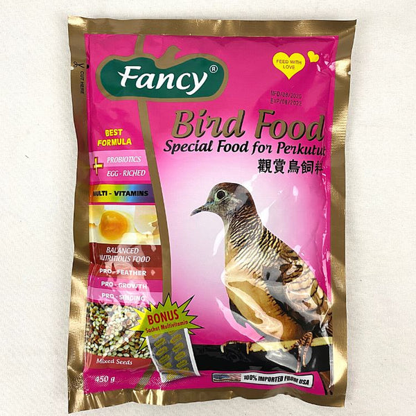 CMK FANCY Bird Perkutut 450GR Bird Food CMK