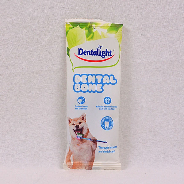 DENTALIGHT Dental Bone Small 1 pcs 16GR Dog Dental Chew DENTALIGHT