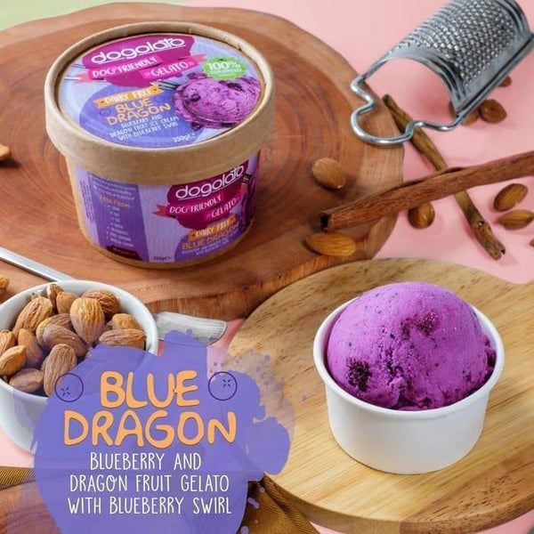DOGOLATO Gelato Blue Dragon - Pet Republic Jakarta