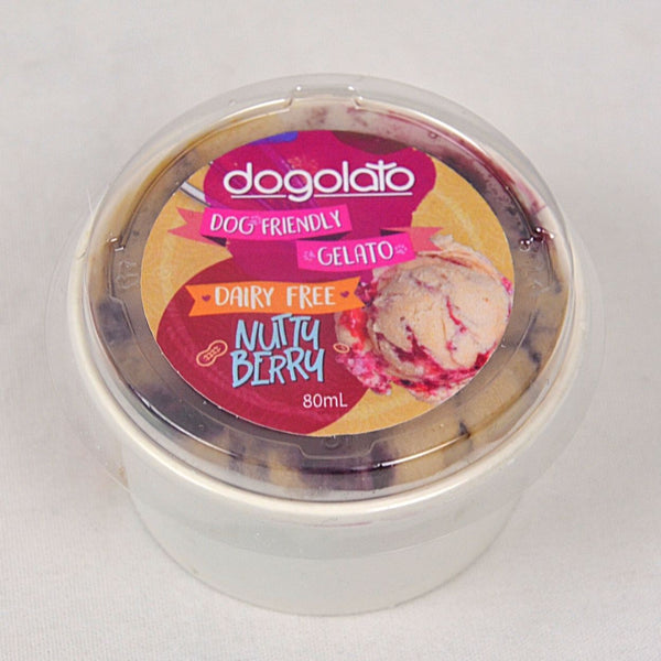 DOGOLATO Gelato Nutty Berry Frozen Food Dogolato