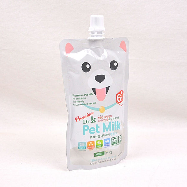 DR.K Pet Milk 150ml Pouch Pet Nursing Care DR.K