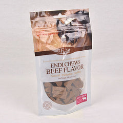 ENDI Chew Beef Cookies 100gr Dog Dental Chew Endi